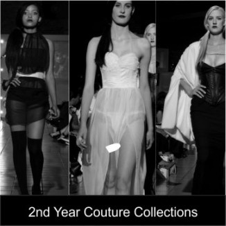 NWSD 2nd Year's Couture Collections