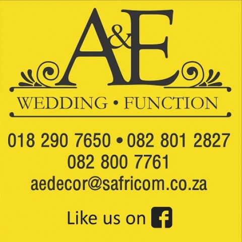 A & E Wedding Function & Decor
