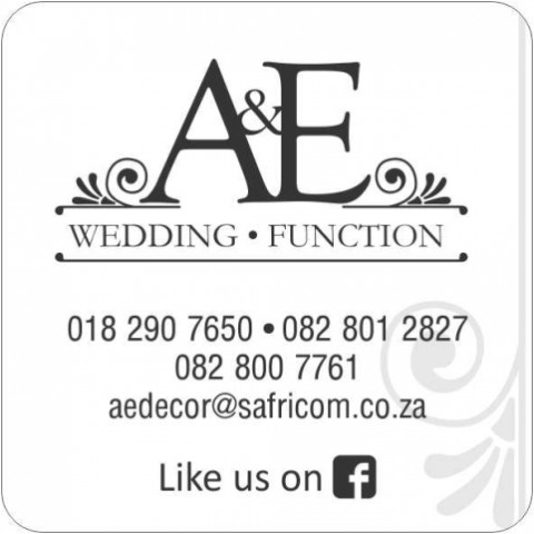 A & E Wedding and Function Décor